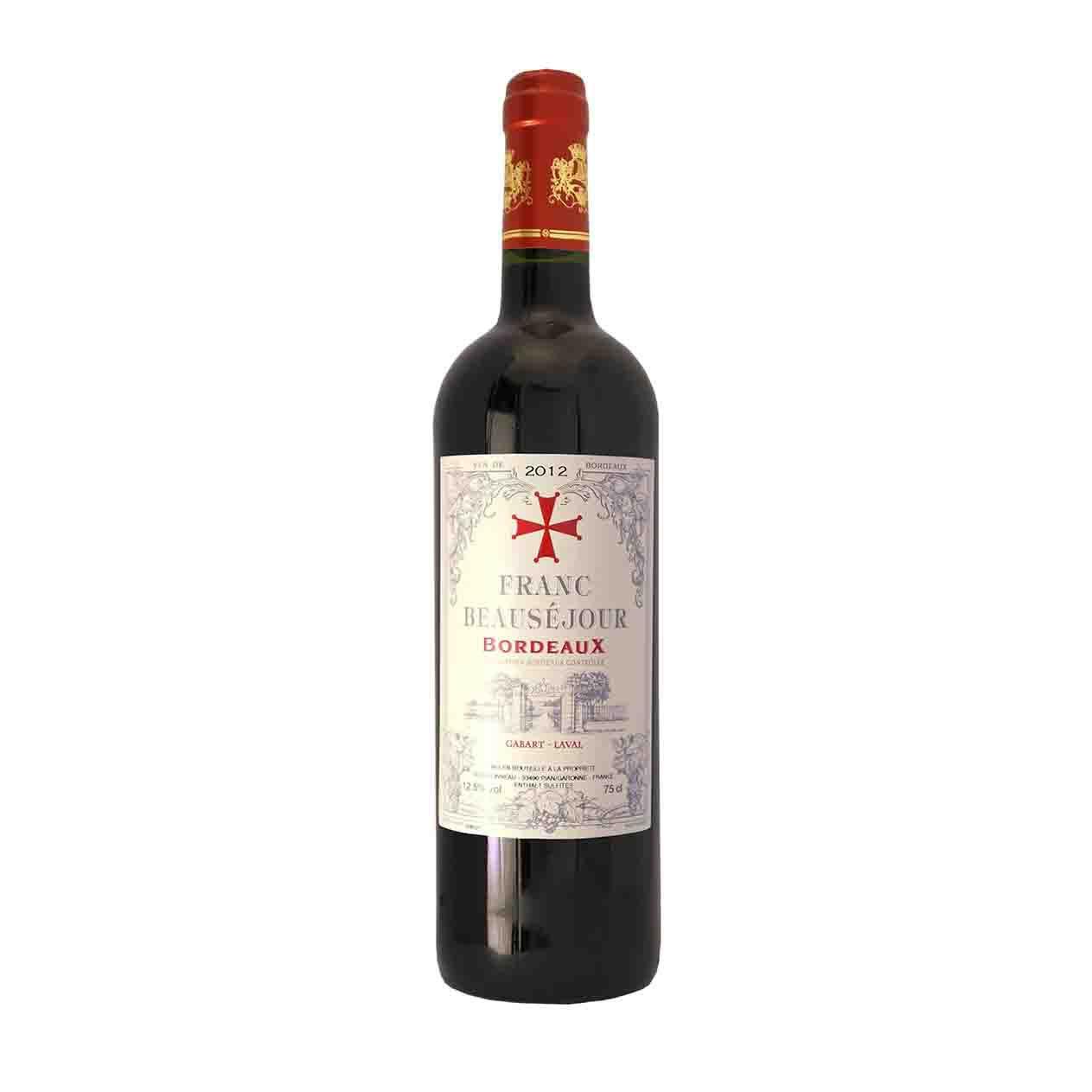 Franc Beausejour Bordeaux Tinto