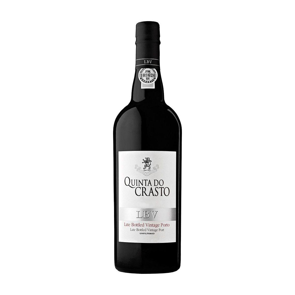 Vinho do Porto Quinta do Crasto LBV (Late Bottled Vintage)