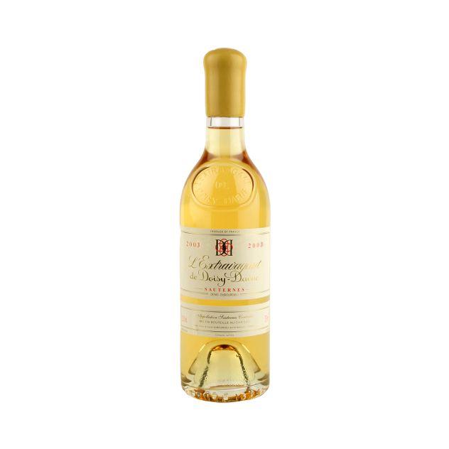Sauternes Château Doisy-Daëne L'Extravagant - Vintage 2003 (375 ml)