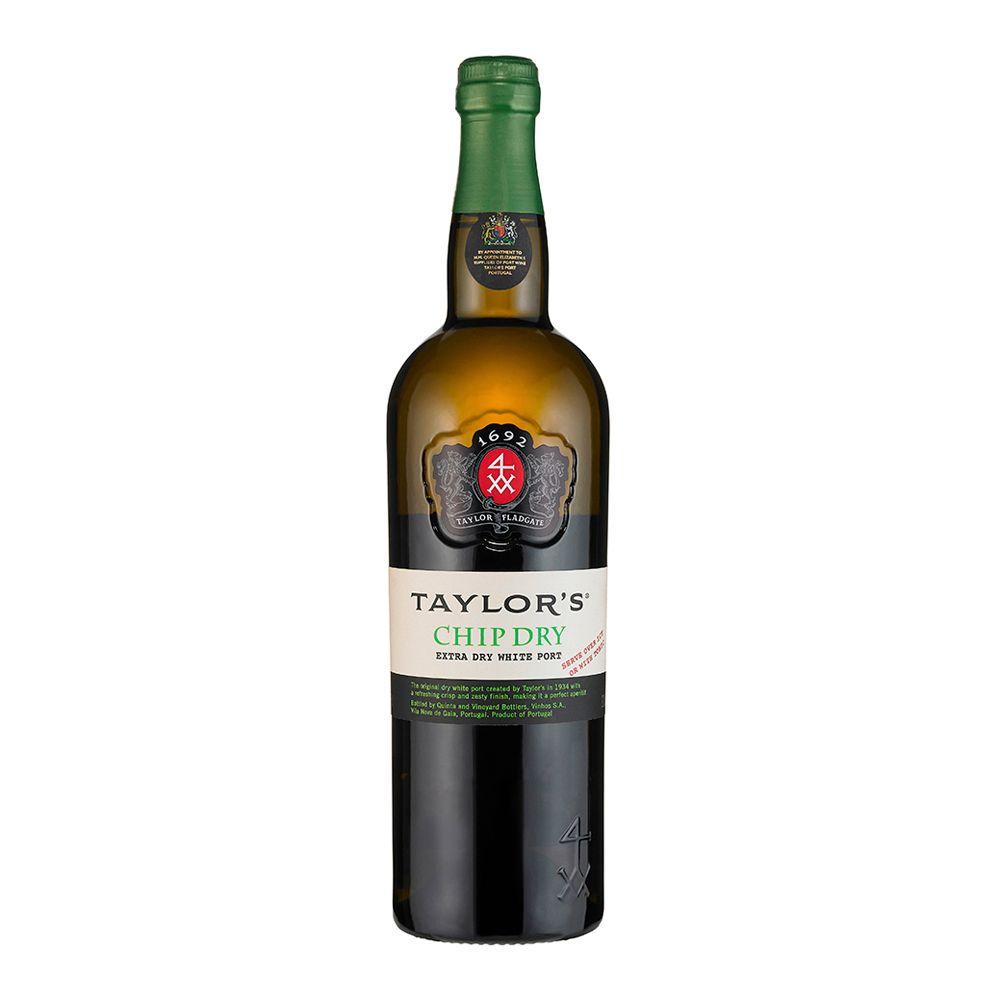 Vinho do Porto Branco Seco Taylor's Chip Dry