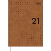 Agenda 2021 costurado 176 fls Pratika Master M4 Tilibra