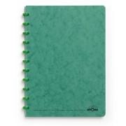 Caderno A4 72 fls verde KARTOON Atoma