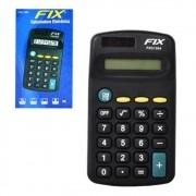 Calculadora 8 dígitos FXC1204 FIX