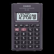 Calculadora 8 dígitos HL-4A Preto Casio