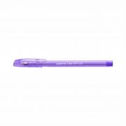 Caneta esferográfica 0.7 roxo PLUS Compactor