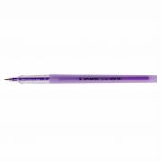 Caneta esferográfica 0.7 violeta LINER 808 Stabilo