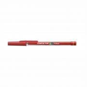 Caneta esferográfica 1.2 vermelho Compactor