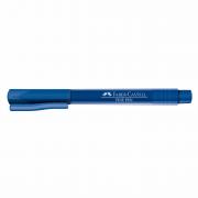Caneta Hidrográfica 0.4 azul FINE PEN Faber-Castell