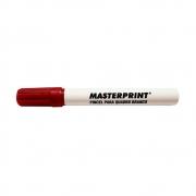 Caneta quadro branco vermelho Masterprint