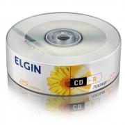 CD-R 700 MB 25 un Elgin