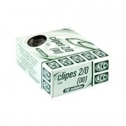 Clips 2/0 galvanizado 100 un Acc