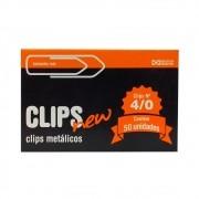 Clips 4/0 galvanizado 50 un New