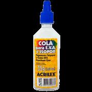 Cola para E.V.A e isopor 35g Acrilex