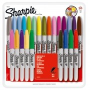 Marcador permanente 24 cores Sharpie