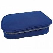 Estojo escolar box azul Daterra
