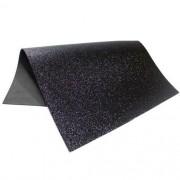 EVA glitter 40x60 preto Dubflex