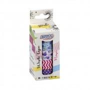 Fita adesiva Washi Tape rose 5 un Brw