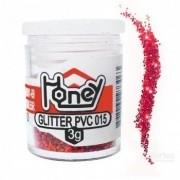 Glitter 3g vermelho Honey