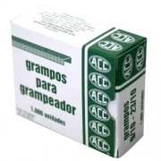 Grampo grampeador 23/10-9 galvanizado 1000 un Acc