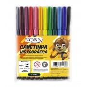 Hidrográfica 12 cores Brw