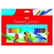 Hidrográfica 24 cores Faber-Castell