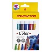 Hidrográfica 6 cores Color Compactor