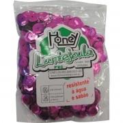Lantejoula n°10 c/1000 pink Honey