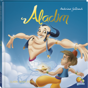 Livro infantil Aladin Todolivro