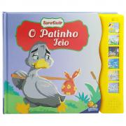 Livro infantil Ler e ouvir O patinho feio Todolivro