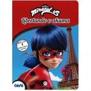 Livro infantil Miraculous Ciranda Cultural