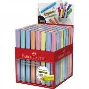 Marca texto cores pasteis 70 un Faber-Castell