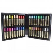 Marcador 36 cores profissional Magic Color