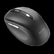 Mouse USB sem fio 1600 dpi preto MO237 Multilaser
