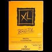 Papel bristol 50 fls A4 180g Canson