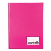 Pasta catálogo capa dura 50 envelopes rosa Tn