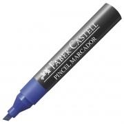 Pincel atômico azul Faber-Castell