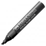 Pincel atômico preto Faber-Castell