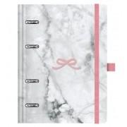 Planner maxi mármore PINK STONE Ótima