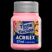 Tinta tecido 37ml rosa chá Acrilex