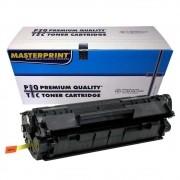 Toner CB435A preto 80g Masterprint