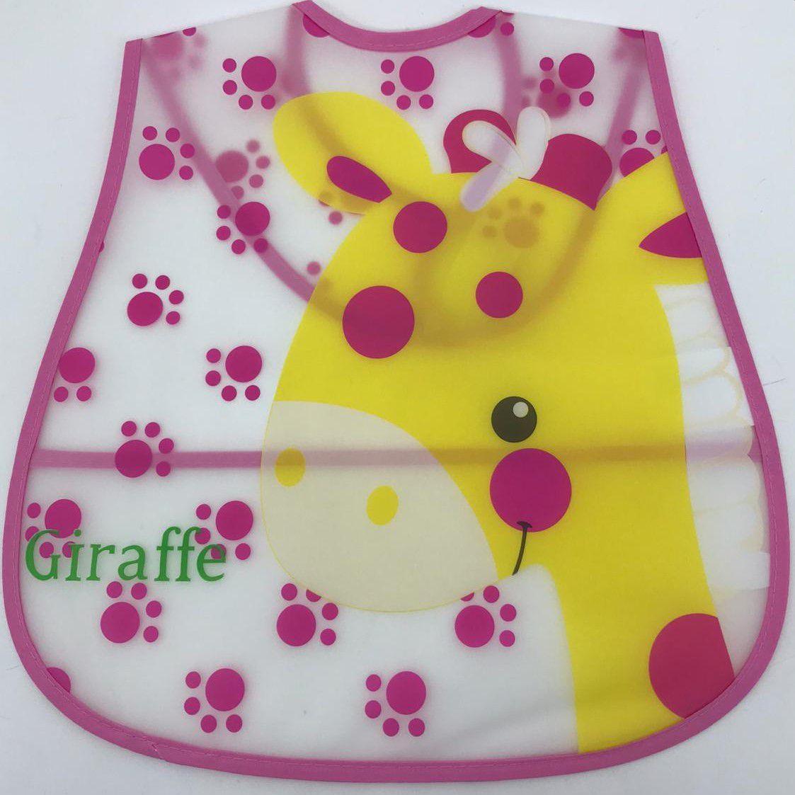 Avental infantil Girafa Novo Século