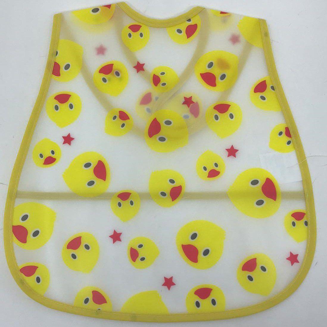 Avental infantil Patos Novo Século