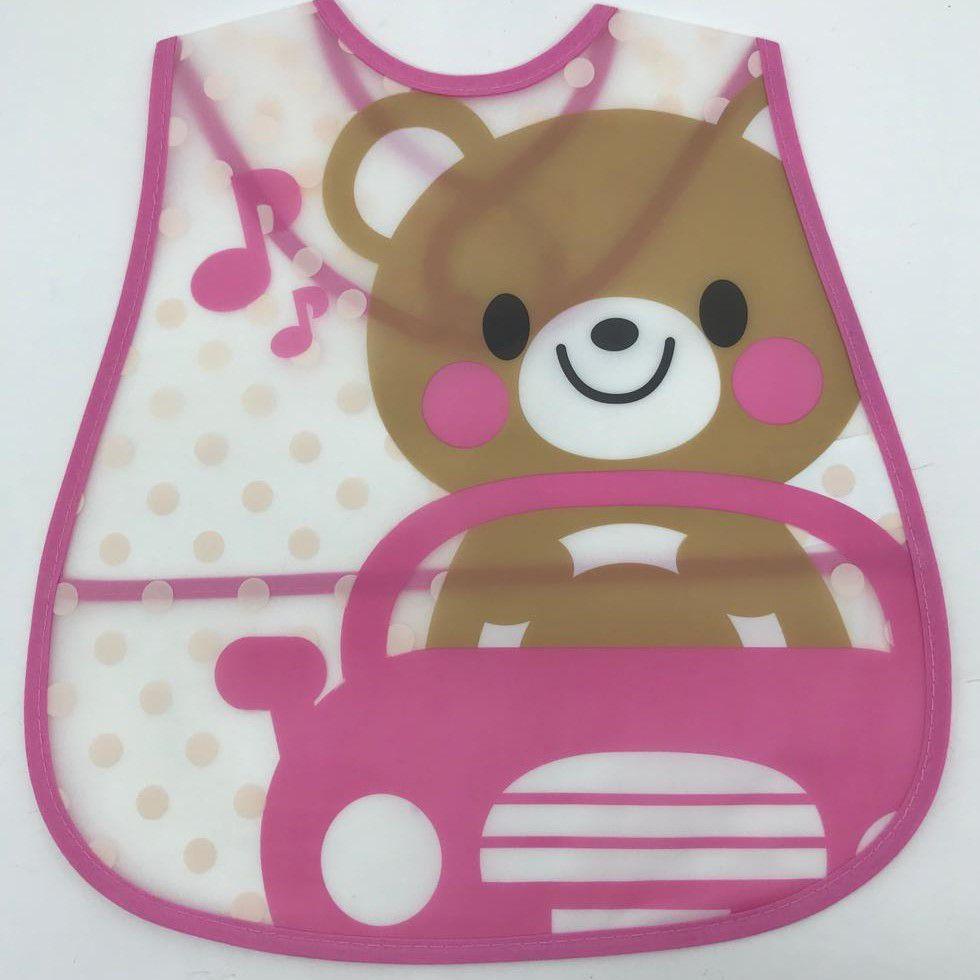 Avental infantil Urso Novo Século