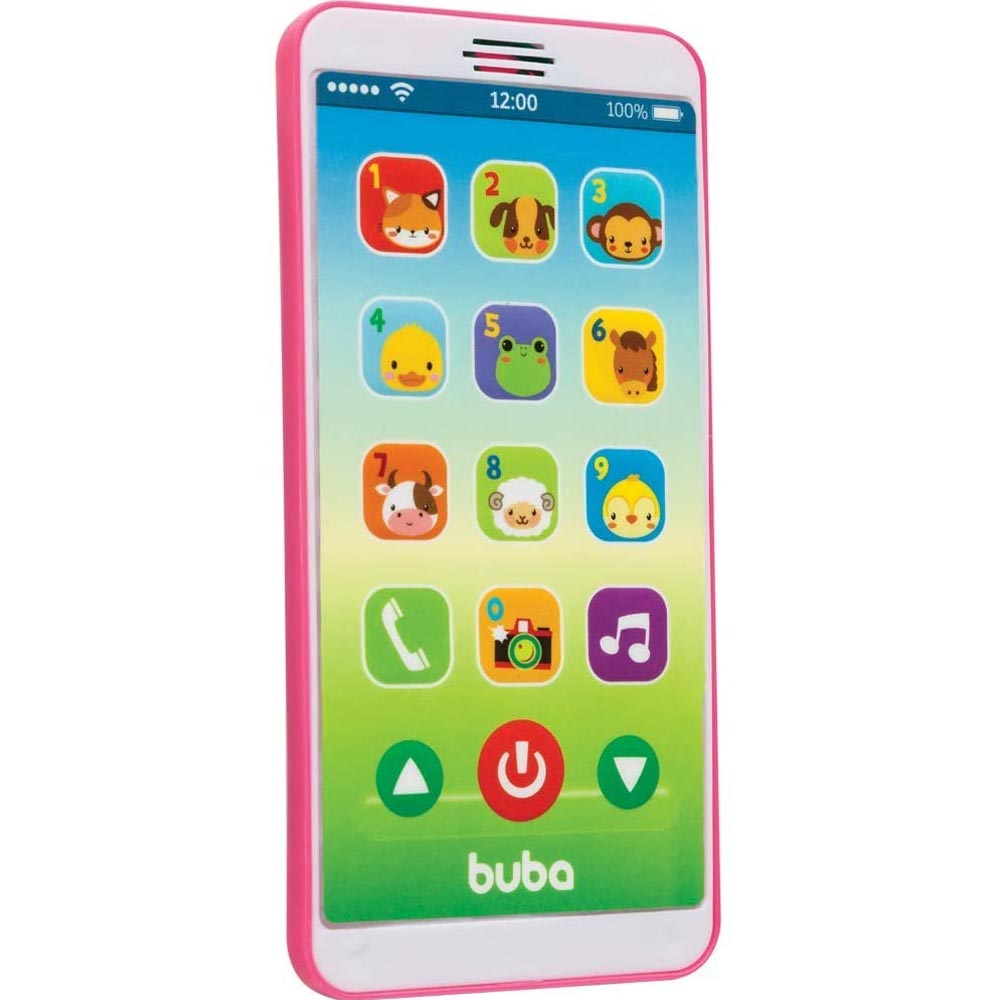 Baby phone rosa Buba Baby