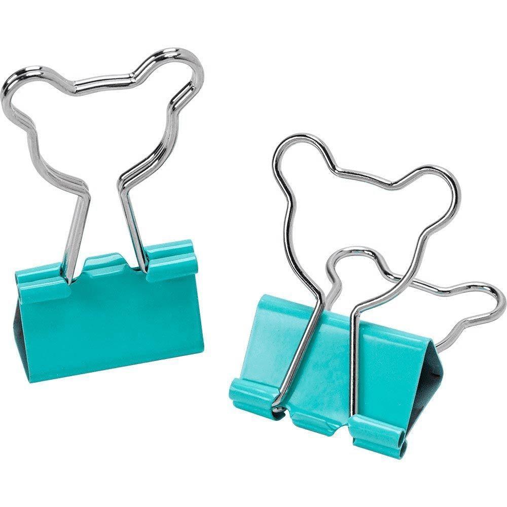 Binder clips urso 25 mm 4 un Molin