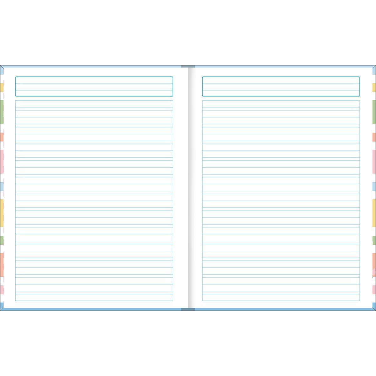Caderno caligrafia 40 fls Minnie Tilibra