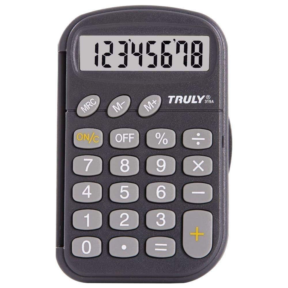 Calculadora 8 dígitos 319A Truly
