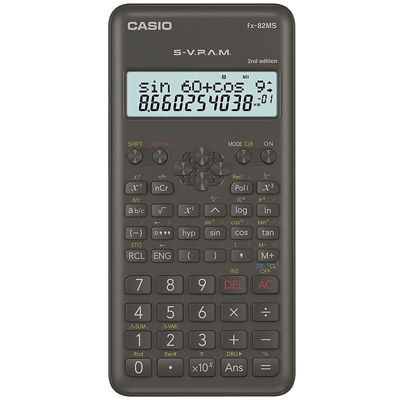Calculadora científica FX-82 MS Casio