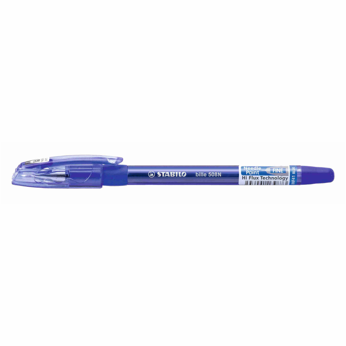 Caneta esferográfica 0.4 azul BILLE 508N Stabilo