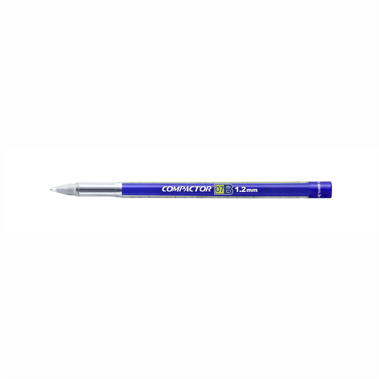 Caneta esferográfica 1.2 azul Compactor